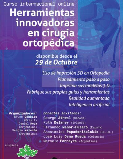 Herramientas innovadoras en cirugía ortopédica